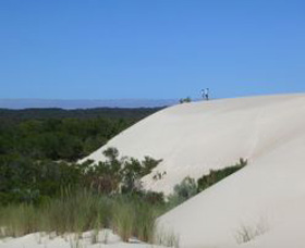 Yeagerup Sand Dunes - Attractions