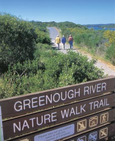 Greenough River Mouth and Devlin Pool - Attractions