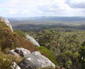 Mount Frankland Walpole - Attractions