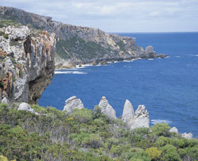 Point D'Entrecasteaux - Attractions