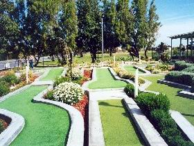 West Beach Mini Golf - Attractions