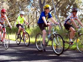 Penola Cycling Trails