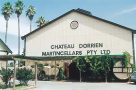Chateau Dorrien Winery - Attractions