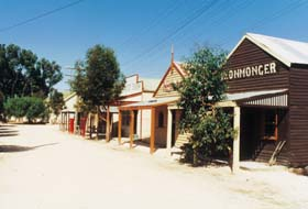 Old Tailem Town Pioneer Village - Attractions