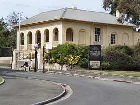 Anglesea Barracks - Attractions