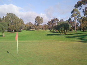 Regency Park Golf Course - Attractions