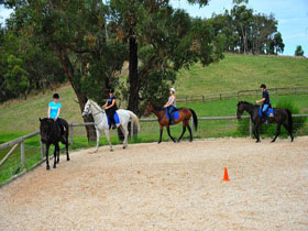 Megan Jones Riding School and Trail Rides - Attractions