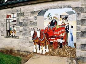 Millicent Murals - Attractions