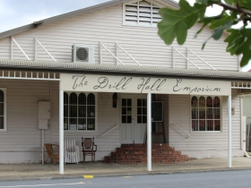 Drill Hall Emporium - The - Attractions