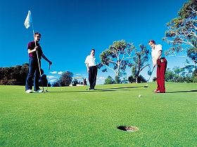 Murraville Golf Club Inc