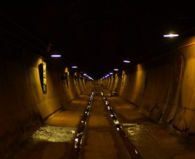 WWII Oil Storage Tunnels - Attractions