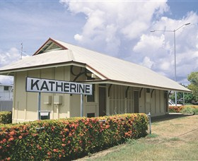 Old Katherine Railway Station - Attractions