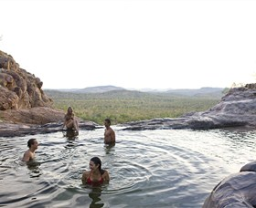 Gunlom Plunge Pool - Attractions