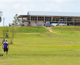 Gove Country Golf Club - Attractions