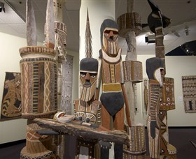 Museum and Art Gallery of the Northern Territory - Attractions