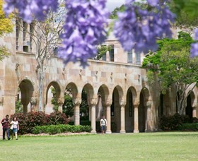 The University of Queensland - Attractions