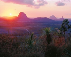 Glass House Mountains National Park - Attractions