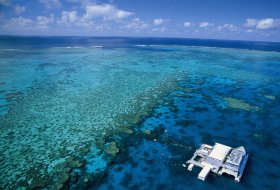 Agincourt Reef - Attractions