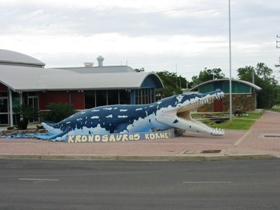 Kronosaurus Korner - Attractions