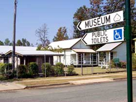 Nebo Museum - Attractions