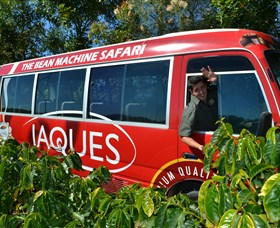 Jaques Coffee Plantation - Attractions