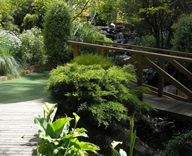 Grampians Adventure Golf, MOCO Gallery & Cafe