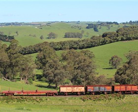 South Gippsland Tourist Railway - Attractions