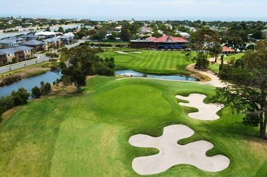 Patterson River Golf Club - Attractions