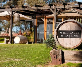 Saint Regis Winery Food  Wine Bar - Attractions