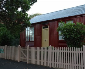 19th Century Portable Iron Houses - Attractions