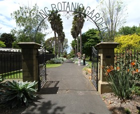 Friends of Geelong Botanic Gardens - Attractions