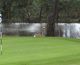Hepburn Springs Golf Club - Attractions