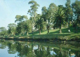 Maribyrnong River - Attractions
