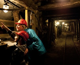 State Coal Mine - Attractions