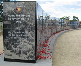 Vietnam Veterans Commemorative Walk