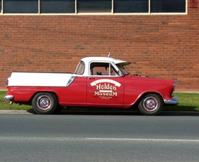 National Holden Museum - Attractions