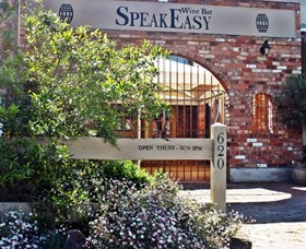 Speakeasy Wine Bar - Attractions