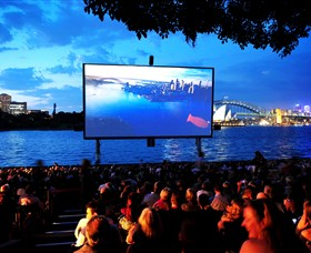 St George Open Air Cinema - Attractions