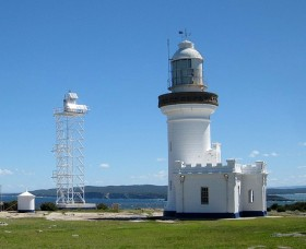 Point Perpendicular Lighthouse and Lookout - Attractions