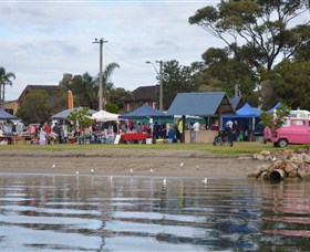 Greenwell Point Riverside Markets - Attractions