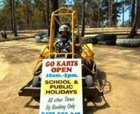 GTS Dirt Karts - Attractions