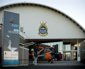 Fleet Air Arm Museum - Attractions