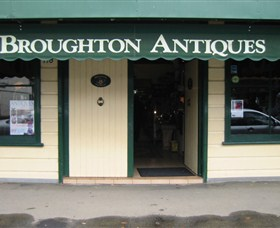 Broughton Antiques - Attractions