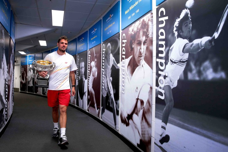 Australian Open Guided Tours - Attractions
