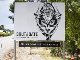 Shut The Gate Winery and Cellar Door - Attractions