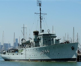 HMAS Castlemaine Museum Ship - Attractions