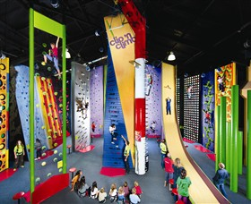 Clip 'N Climb Melbourne - Attractions