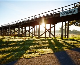 Attractions Riverina and The Murray Gundagai - Attractions
