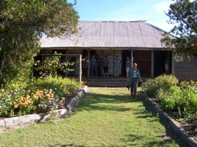 Boondooma Homestead - Attractions