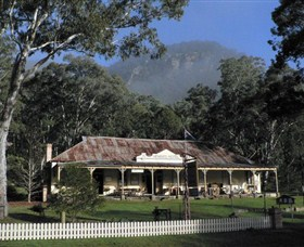 Newnes Kiosk - Attractions